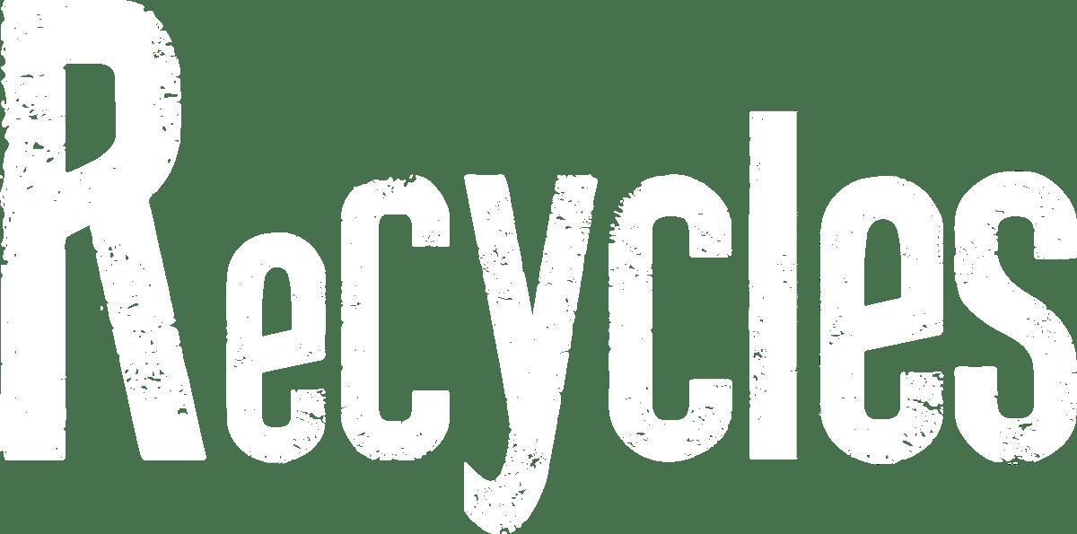 Recycles logo